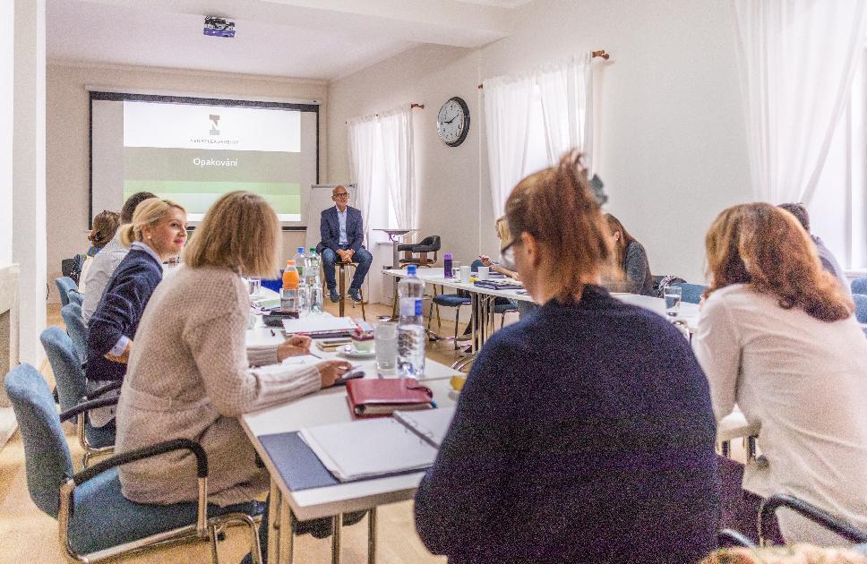 Facilitace týmových jednání a diskuzí