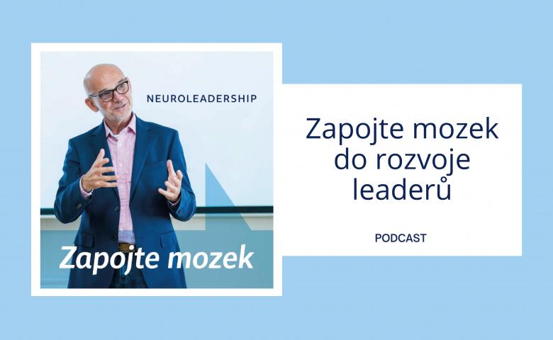 1. Zapojte mozek do rozvoje leaderů